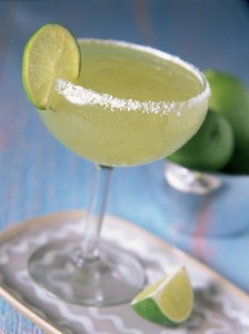 The classic Margarita. Image courtesy of LetsGetTwisted.com