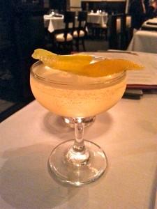 Colt & Gray's Cinco de Cuatro: Tequila, Del Maguey Albarradas mezcal, lime, Drambuie