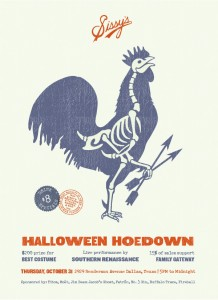 Sissy's Southern Kitchen's Halloween Hoedown: You won't say boo.