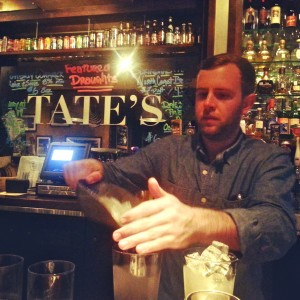 J.W. Tate, formerly of Tate's Dallas, among spirit-paired dinners' early adopters.