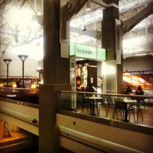Airport bars
