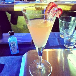 GQ Most Imaginative Bartender contest