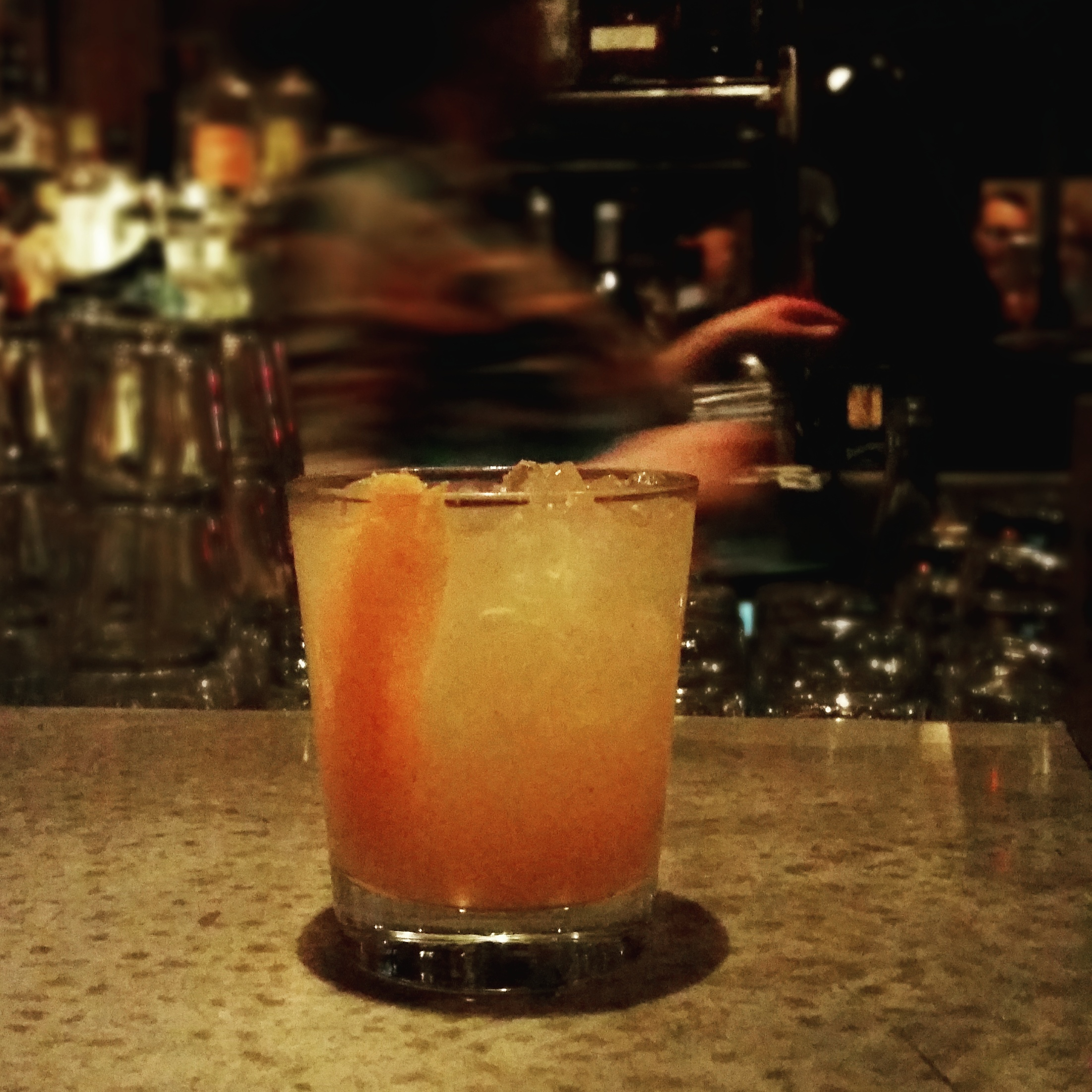 Ashley Williams, Boulevardier
