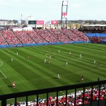 Toyota Stadium is the first major client for OTR, which hopes for many more.