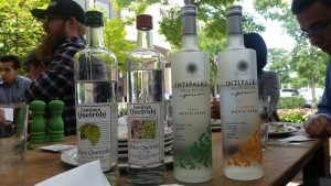 Queirolo and Intipalka will be among the pisco brands represented at Monday's competition.