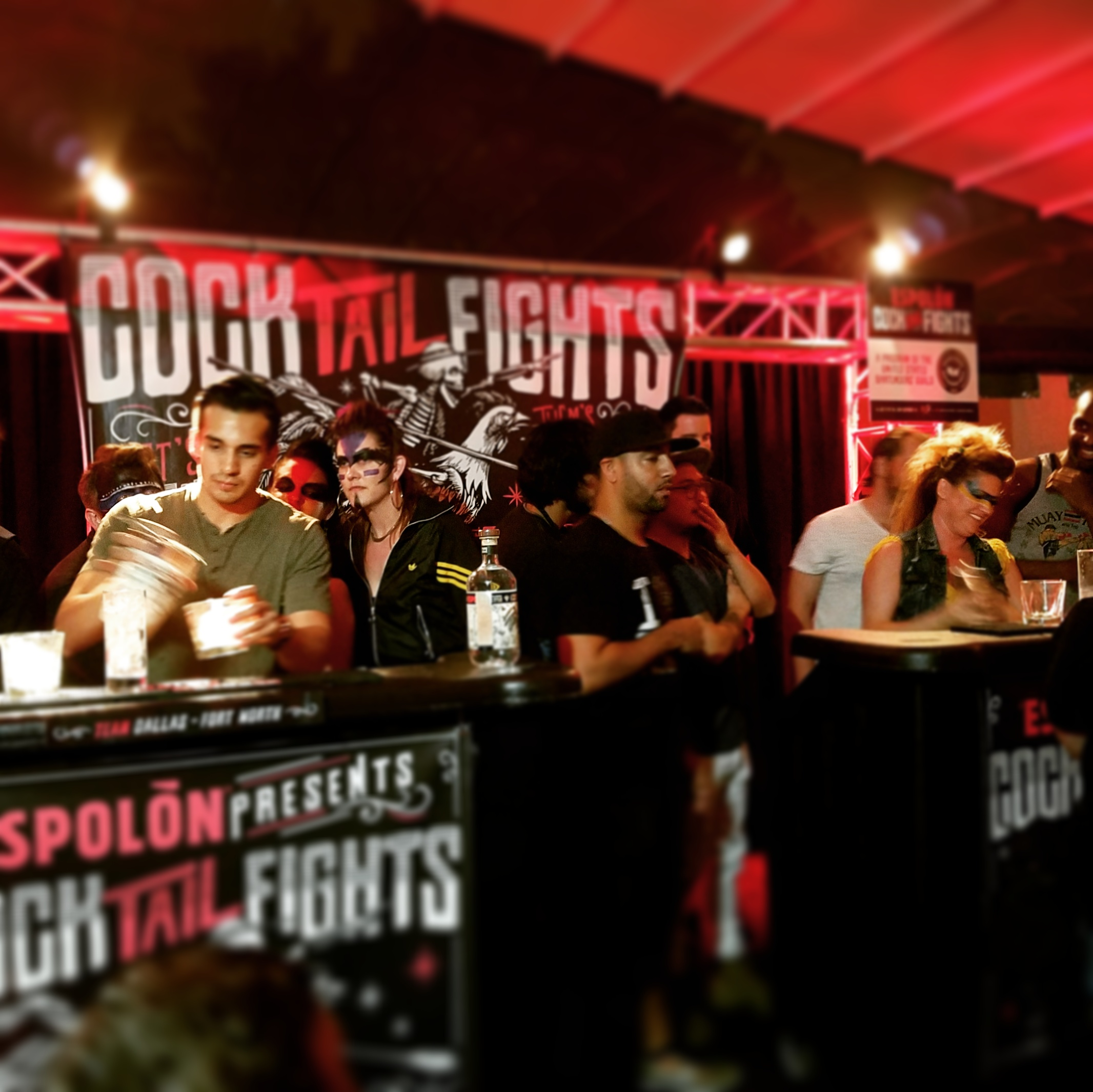 Espolon Cocktail Fight 2016