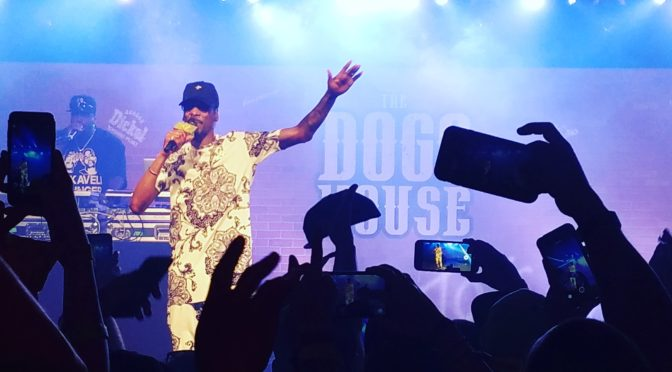 Snoop Dogg, Texas bar industry help nation's largest spirits festival mark 15th year