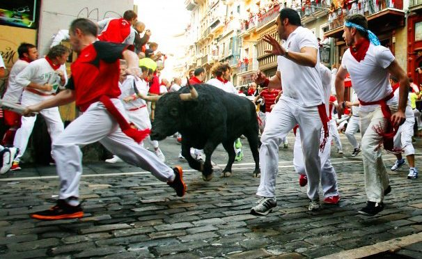 A no-bull experiment: Three Cedars-area bars to launch inaugural Running of the Bulls