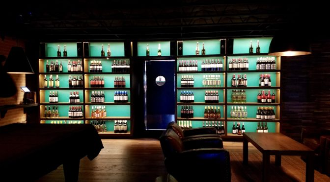 Network Bar: At Trinity Groves, a place for both mixing and mixology