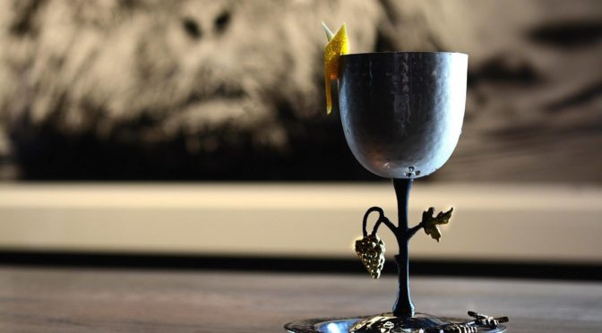 Fancydrank alert: The priciest cocktail in Dallas comes in a silver chalice