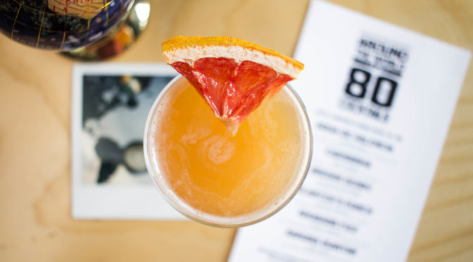 Trick Pony's ambitious 'Around the World in 80 Cocktails' lets you think globally, drink locally
