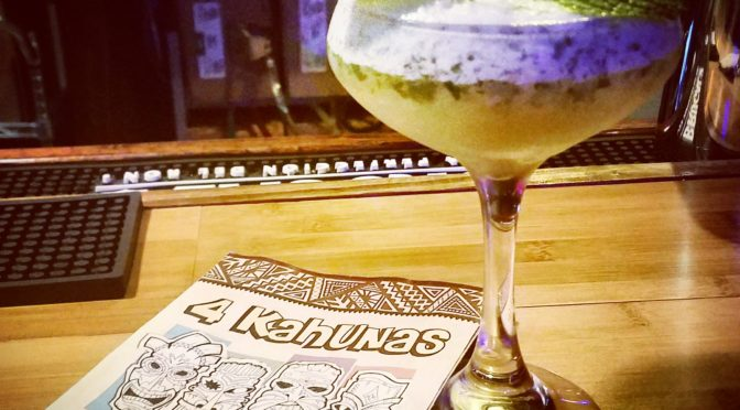 For those long aching for tiki, Arlington's 4 Kahunas is a painkiller