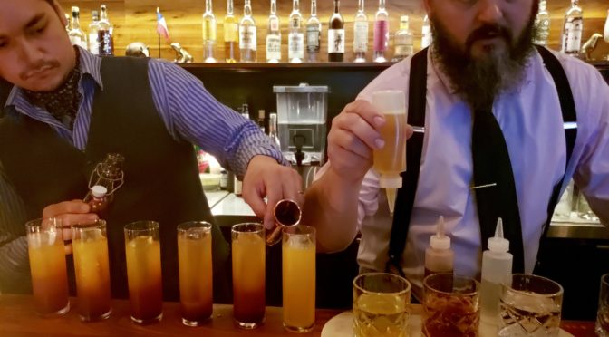 14739eedd Jettison s omakase cocktail event will put some Spring in your sip